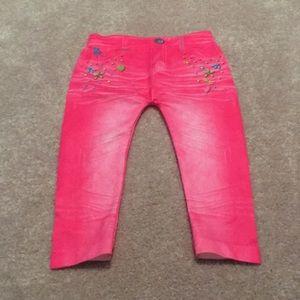 NWOT Girls Pants 4T